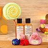 Khadi Herbal Bath Kit in Designer Bag