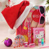 Kids Stationery with Nail Designer Set & Christmas Decoratives