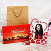 Lady Love Personalized Hamper