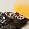 Leaf Shape Diamond Bracelet