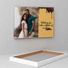 Lifetime of Sweetness Personalized Wedding Canvas