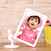 Lifted Dual-sided Personalized Photo Frame
