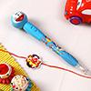 Light Pen with Adorable Kids Rakhi