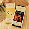 Lindt Excellence Caramel & White Coconut Chocolate Pack