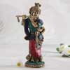 Lord Krishna Brass Idol