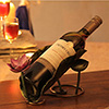 Lotus Flower Designed Wine Bottle Holder
