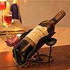Lotus Flower Designed Wine Bottle Holder