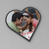 Love Forever Personalized Wooden Heart Shaped Puzzle