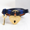 Love you a lot Personalized Lock and key bracelet