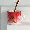 Love You Forever Personalized Valentine Magic Mug