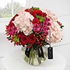 Luxury Hydrangea and Cymbidium Orchid Vase