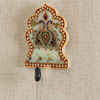 Marble Key Chain Holder with Meenakari Work