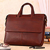 Maroon Formal Bag for Men