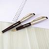 Maroon & Silver Personalized Pen Set