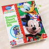Mickey Mouse Growth Chart Puzzle Kit