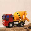 Mini Truck Series Concrete Mixer Truck