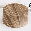 Mini Wooden Finish Bluetooth Speaker