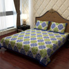 Multi-Color Cotton Bed Sheet