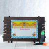 Mummy Da Dhaba Stone Frame with Highlighter