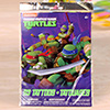 Nickelodeon Mutant Ninja Turtles Tattoos For Kids