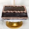 One Kg Rectangle Chocolate Cake