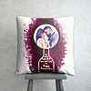 Our Love gets Better with Age Personalized Anniversary Cushion