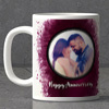 Our Love gets Better with Age Personalized Anniversary Mug