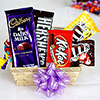 Pack Of Cadbury Dairy Milk with M & m Peanut Chocolates