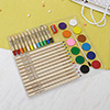 Pack of Color Pencils with Crayons & Water Colors for Kids