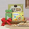 Pack of Cookies with Splenda and Twinings Tea Hamper