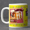 Party Animal Personalized Anniversary Mug