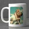Peanut Butter and Jelly Personalized Wedding Mug