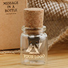 Personalizable Message in a Bottle USB Pen Drive 8 GB