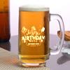 Personalized Birthday Beer Mug