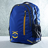 Personalized Bright Blue Backpack