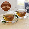 Personalized Cup & Saucer Set
