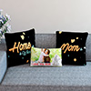 Personalized Cushion Set for Mom
