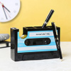 Personalized Pen Set with Cassette Style Stationery Holder