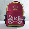 Personalized Pink & Green Backpack