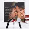 Photo Sentiments For Him Tabletop Canvas