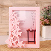 Pink Fish Personalized Photo Frame