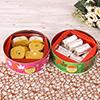 Pista Roll & Balushahi in a CD Box