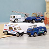 Police Toy Vehicles