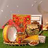 Pooja thali, Shingar kit & Almonds