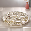 Premium Round Tray with Bowls