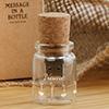 Pretty Glass Bottle Personalized Pen Drive - 8 GB