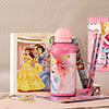 Princess Bottle & Stationery Pouch with a Puzzle Game