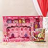 Princess Castle With Cute Barbie Cup