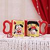 Puppy Love Themed Mug Set of 2