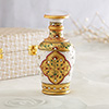 Pure Gold Marble Flower Vase